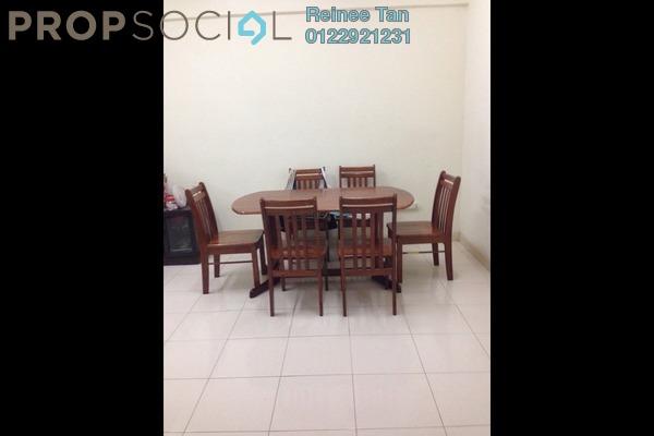 For Rent Townhouse at Cyberia SmartHomes, Cyberjaya Freehold Semi Furnished 4R/3B 1.3k