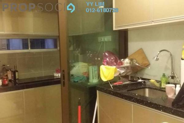 For Rent Condominium at Indah Alam, Shah Alam Freehold Fully Furnished 3R/2B 1.6k