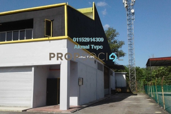 For Rent Factory at Kawasan Perindustrian MIEL, Bandar Baru Bangi Freehold Unfurnished 0R/2B 9k