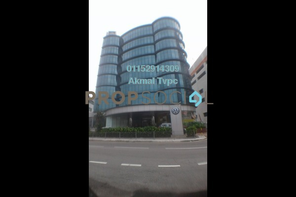 For Rent Office at Wisma Volkswagen, Bangsar Freehold Unfurnished 0R/2B 5.5k
