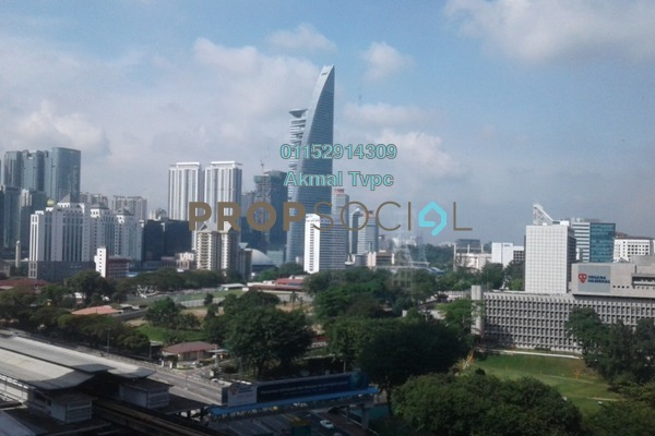 For Rent Office at KL Eco City, Mid Valley City Leasehold Unfurnished 0R/0B 19.7k