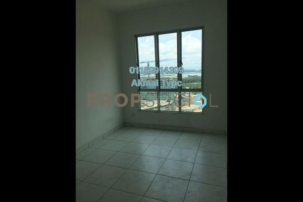 For Sale Condominium at BSP Skypark, Bandar Saujana Putra Freehold Semi Furnished 3R/2B 470k