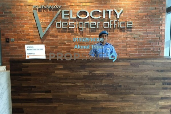 For Sale Office at Sunway VeloCity, Cheras Freehold Unfurnished 0R/0B 780k