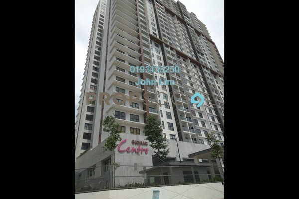 For Rent Condominium at Glomac Centro, Bandar Utama Leasehold Semi Furnished 3R/3B 1.6k