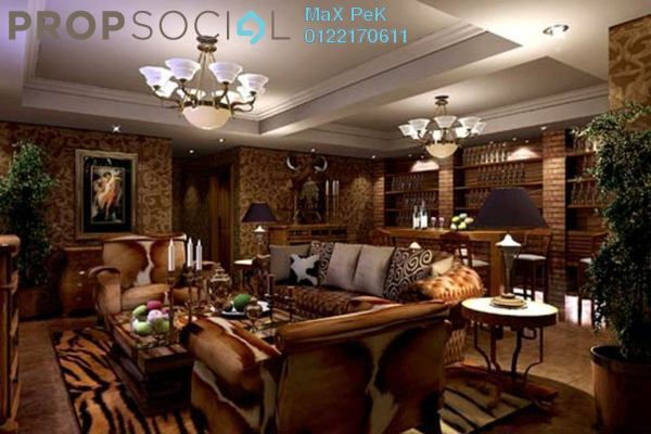 For Sale Condominium at The Manor, KLCC Freehold Semi Furnished 2R/2B 1.47m
