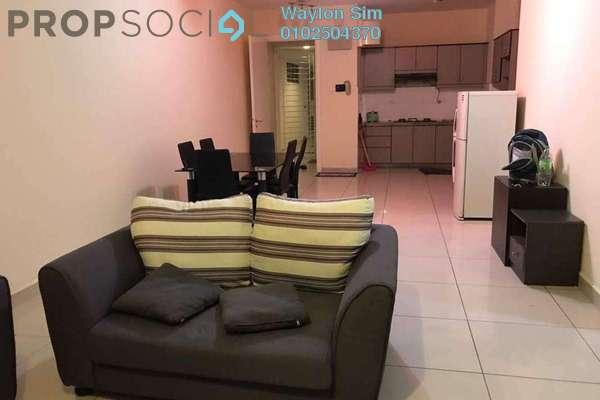 For Rent Condominium at Endah Promenade, Sri Petaling Leasehold Fully Furnished 3R/3B 2.7k