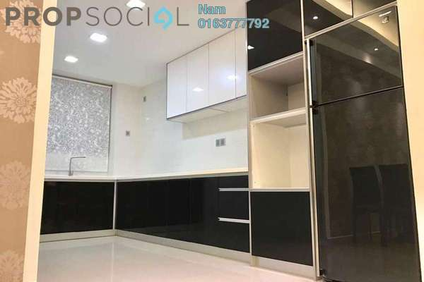 For Rent Condominium at The Heron Residency, Puchong Leasehold Semi Furnished 3R/2B 1.6k
