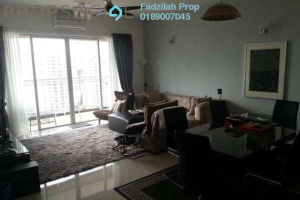 For Rent Condominium at Ceriaan Kiara, Mont Kiara Freehold Semi Furnished 3R/3B 3.6k