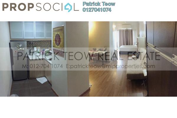 For Sale Serviced Residence at Dorchester, Sri Hartamas Freehold Fully Furnished 1R/1B 380k