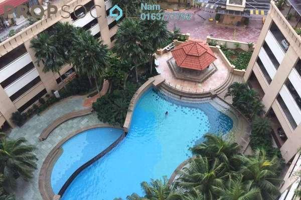 For Rent Condominium at Endah Puri, Sri Petaling Leasehold Fully Furnished 3R/3B 1.95k
