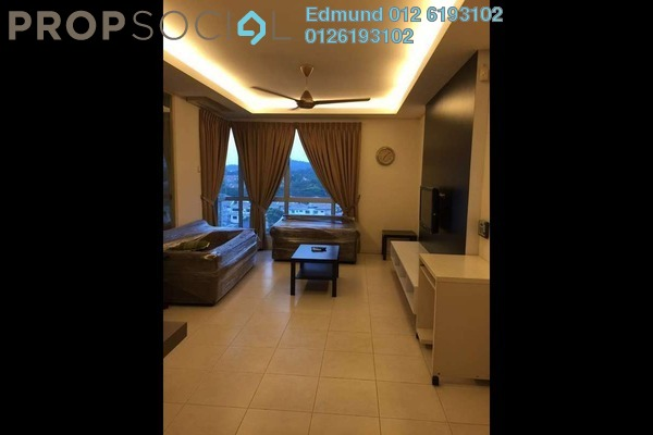 For Sale Condominium at Casa Indah 2, Tropicana Leasehold Fully Furnished 3R/2B 680k