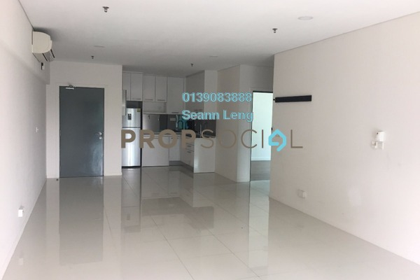 For Rent Condominium at Summer Suites, KLCC Leasehold Semi Furnished 2R/2B 2.9k