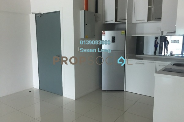For Rent Condominium at Summer Suites, KLCC Leasehold Semi Furnished 2R/2B 2.8k