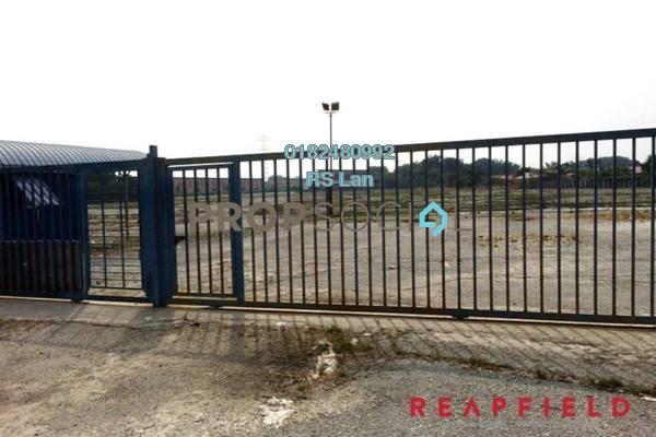For Rent Land at Bukit Kemuning Industrial Park, Kota Kemuning Freehold Semi Furnished 0R/0B 179k