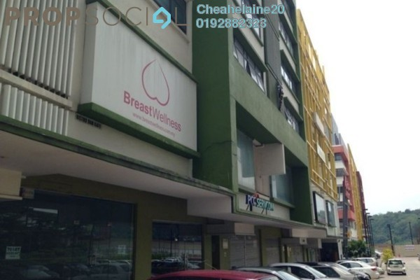 For Sale Shop at Neo Damansara, Damansara Perdana Leasehold Semi Furnished 1R/2B 1.2m