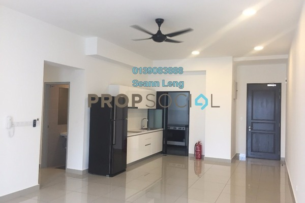 For Rent Serviced Residence at Glomac Centro, Bandar Utama Leasehold Semi Furnished 3R/2B 2.2k
