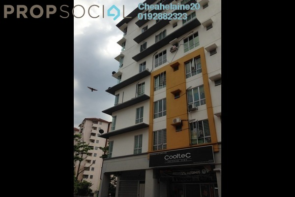 For Rent Shop at 162 Residency, Selayang Leasehold Unfurnished 0R/2B 2.5k