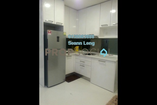 For Rent Condominium at Summer Suites, KLCC Leasehold Fully Furnished 1R/1B 2.15k