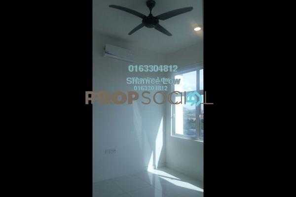 For Rent Serviced Residence at Skypod, Bandar Puchong Jaya Freehold Semi Furnished 3R/2B 1.5k