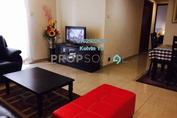 For Rent Condominium at Anggun Puri, Dutamas Freehold Fully Furnished 5R/4B 2.9k