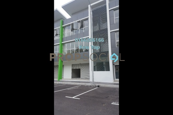 For Rent Shop at Bandar Puteri Bangi, Bangi Freehold Unfurnished 0R/2B 3.5k