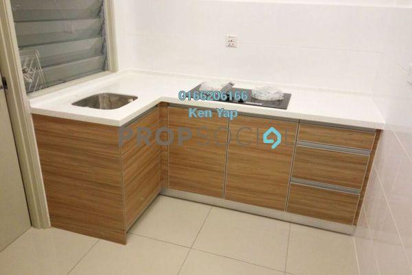 For Rent Condominium at Anyaman Residence, Bandar Tasik Selatan Freehold Semi Furnished 3R/2B 1.6k
