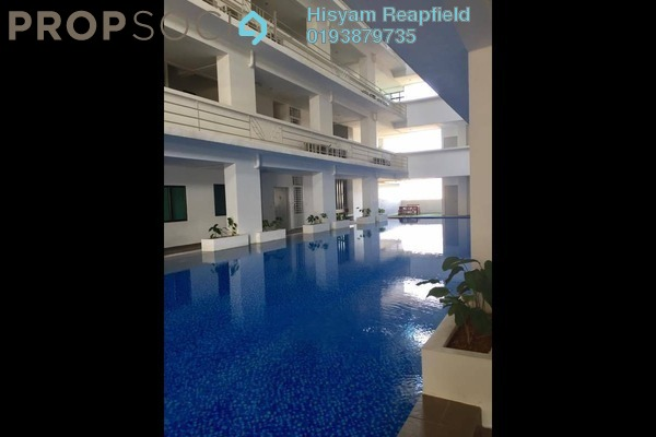 For Rent Condominium at Hedgeford 10 Residences, Wangsa Maju Freehold Semi Furnished 1R/1B 1.6k