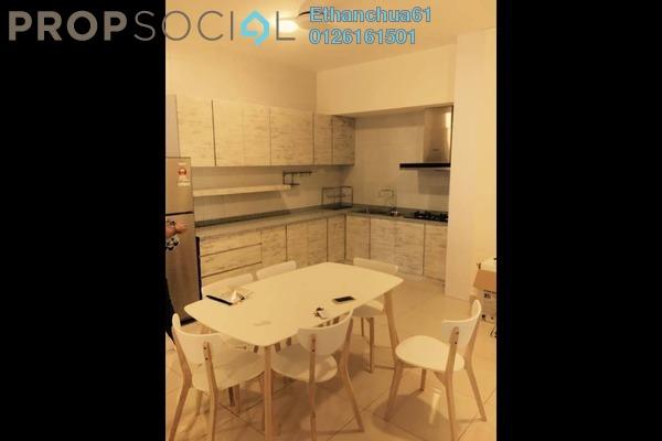 For Rent Serviced Residence at Da Men, UEP Subang Jaya Freehold Fully Furnished 3R/2B 4k