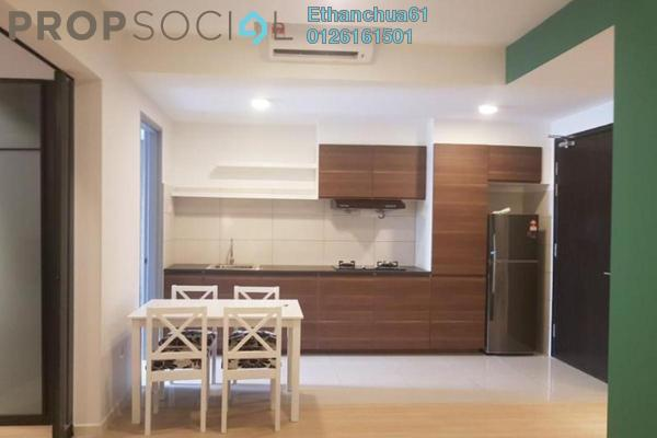For Rent Serviced Residence at You One, UEP Subang Jaya Freehold Fully Furnished 2R/1B 2.2k