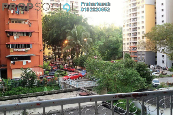 For Sale Apartment at Vista Angkasa, Pantai Freehold Unfurnished 3R/2B 410k
