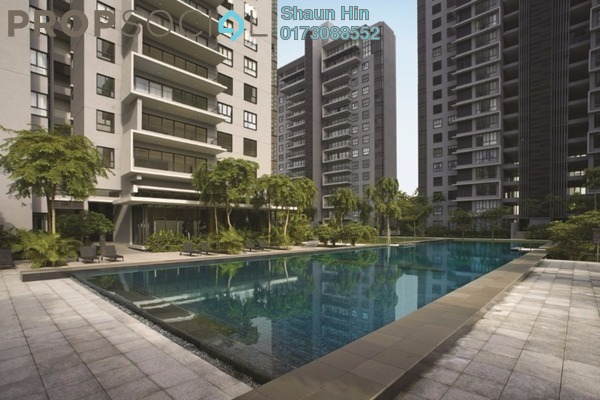 For Sale Condominium at Five Stones, Petaling Jaya Freehold Fully Furnished 4R/4B 1.8m