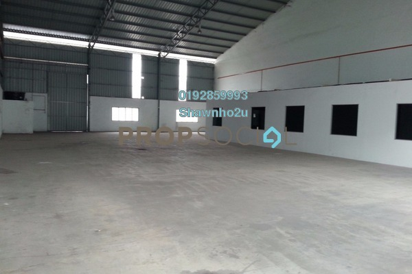 For Rent Factory at Kampung Baru Sungai Buloh, Sungai Buloh Leasehold Semi Furnished 0R/0B 7.5k