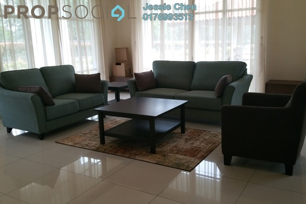 For Rent Bungalow at Sri Carcosa, Seremban 2 Freehold Fully Furnished 6R/7B 9k