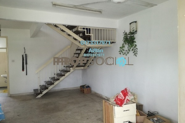 For Sale Terrace at Taman Putra Sulaiman, Ampang Leasehold Unfurnished 4R/3B 730k