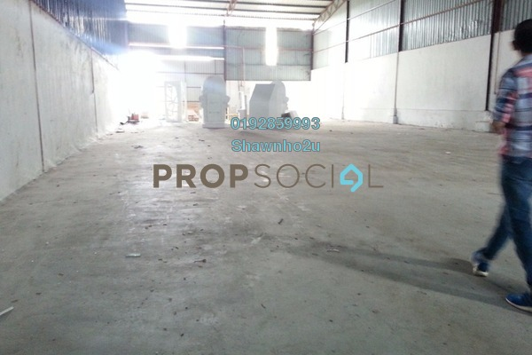 For Rent Factory at Kampung Baru Sungai Buloh, Sungai Buloh Leasehold Unfurnished 0R/2B 6.5k
