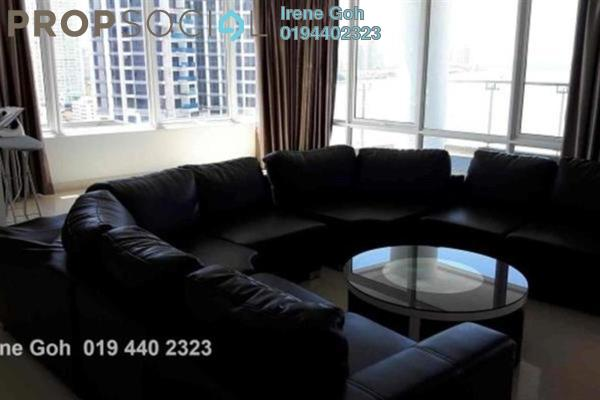 For Rent Condominium at H Residence, Gurney Drive Freehold Fully Furnished 3R/3B 6k