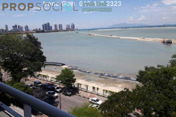 For Rent Condominium at Millennium Tower, Gurney Drive Freehold Fully Furnished 4R/4B 6.5千