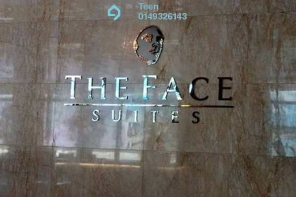 For Sale Serviced Residence at Platinum Suites, KLCC Freehold Fully Furnished 1R/2B 1.5m