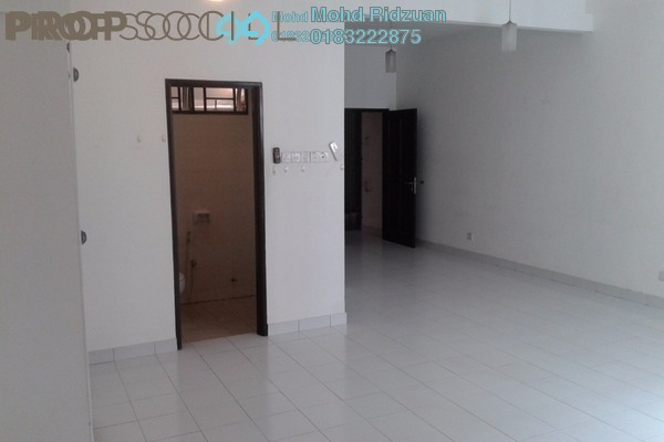 For Rent Apartment at Casa Tiara, Subang Jaya Freehold Semi Furnished 1R/1B 1.25k