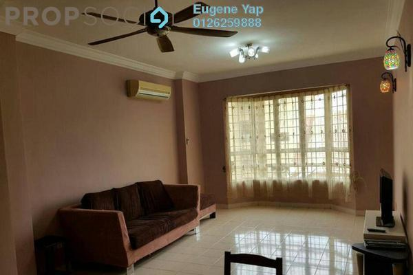 For Sale Condominium at Astana Putra, Bukit Rahman Putra Freehold Semi Furnished 2R/2B 388k