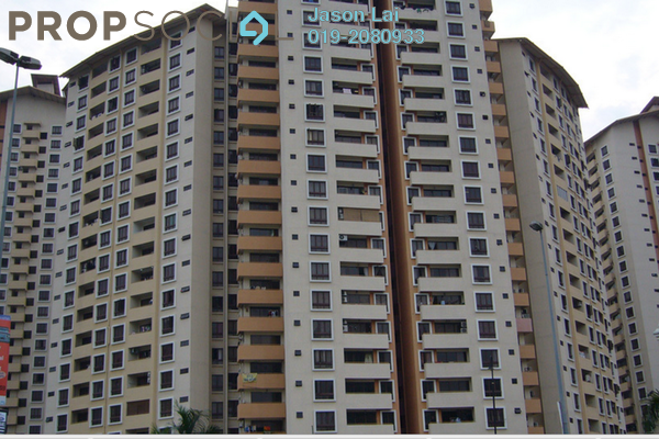 For Sale Condominium at Palm Spring, Kota Damansara Leasehold Fully Furnished 3R/2B 475k