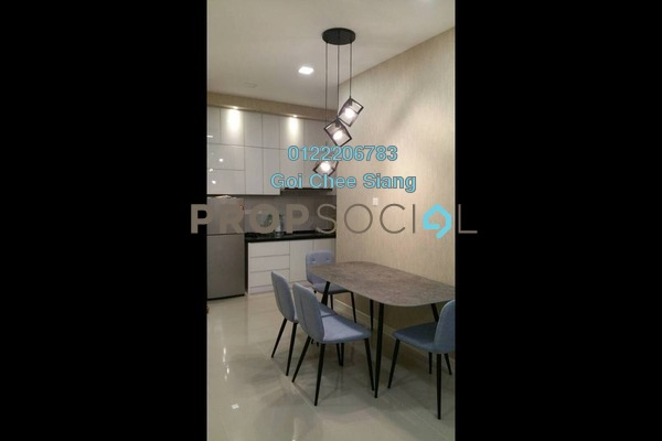 For Rent Condominium at Desa Green Serviced Apartment, Taman Desa Freehold Fully Furnished 3R/2B 3k