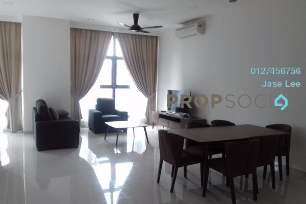 For Rent Condominium at Mirage Residence, KLCC Freehold Fully Furnished 2R/2B 5.7k