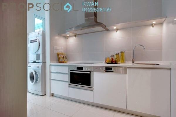 For Sale Condominium at Sunway Pyramid, Bandar Sunway Leasehold Semi Furnished 4R/5B 1.4m