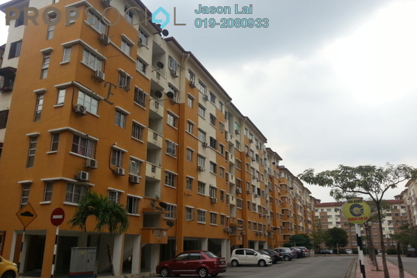 For Sale Apartment at Tainia Apartment, Kota Damansara Leasehold Semi Furnished 3R/2B 315k