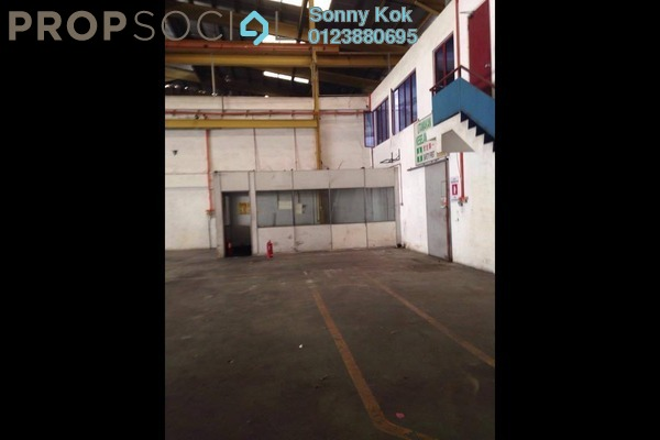 For Rent Factory at USJ 1, UEP Subang Jaya Leasehold Unfurnished 0R/0B 11.9k