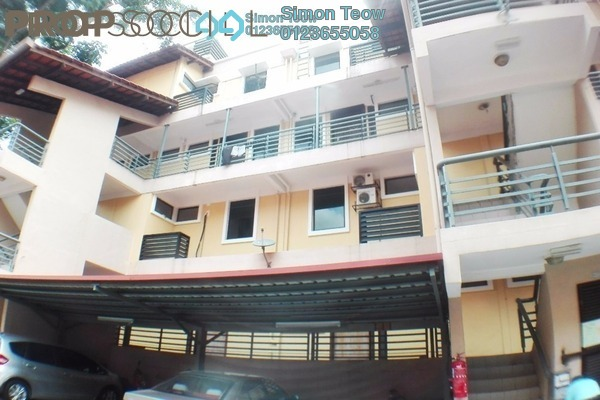 For Rent Townhouse at Cyberia SmartHomes, Cyberjaya Freehold Semi Furnished 4R/3B 1.6k