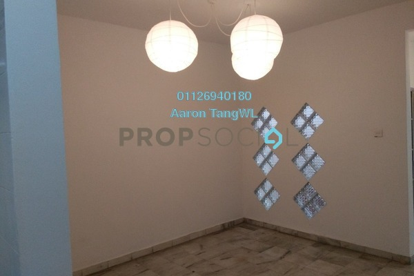 For Sale Terrace at SD7, Bandar Sri Damansara Freehold Semi Furnished 5R/4B 1.2m