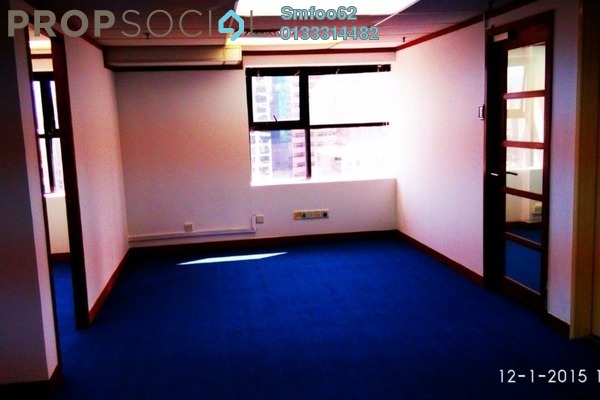 For Rent Office at Plaza 138, KLCC Freehold Semi Furnished 0R/0B 2.7k