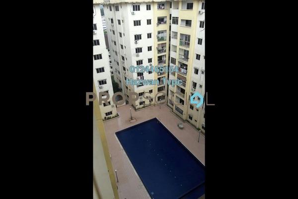 For Sale Apartment at Taman Jasmin, Kajang Freehold Semi Furnished 3R/2B 250k